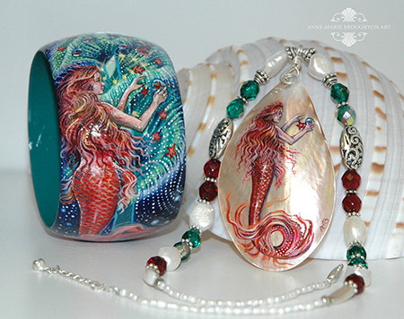 Anne Marie Broughton Fine Art And Jewellery